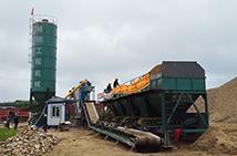 混凝土搅拌站管理的要素