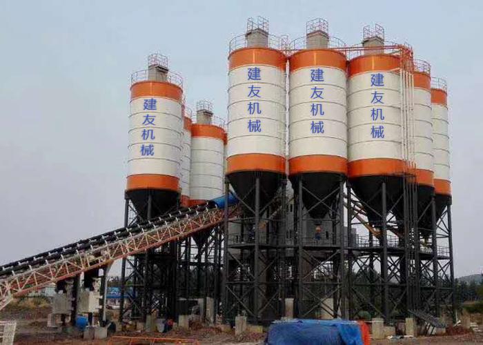 100-200吨立式水泥罐