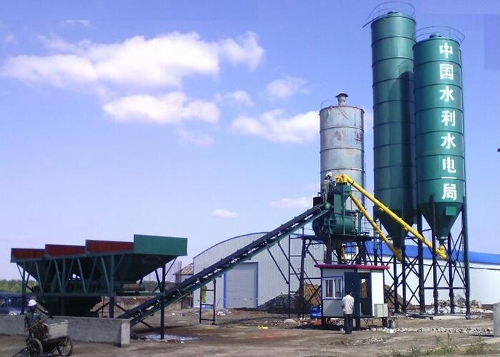 HZS60工程站