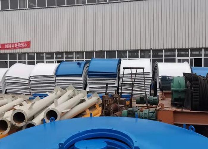 100-500吨片状水泥仓