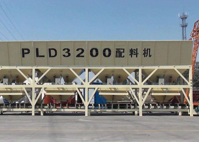 PLD3200四仓混凝土配料机